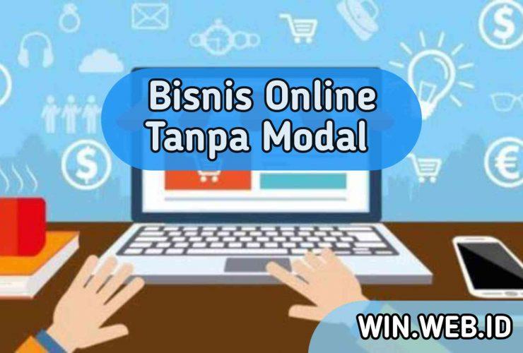 Bisnis online tanpa modal cocok untuk pemula