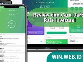 Review dan Cara Daftar Raiz Investasi