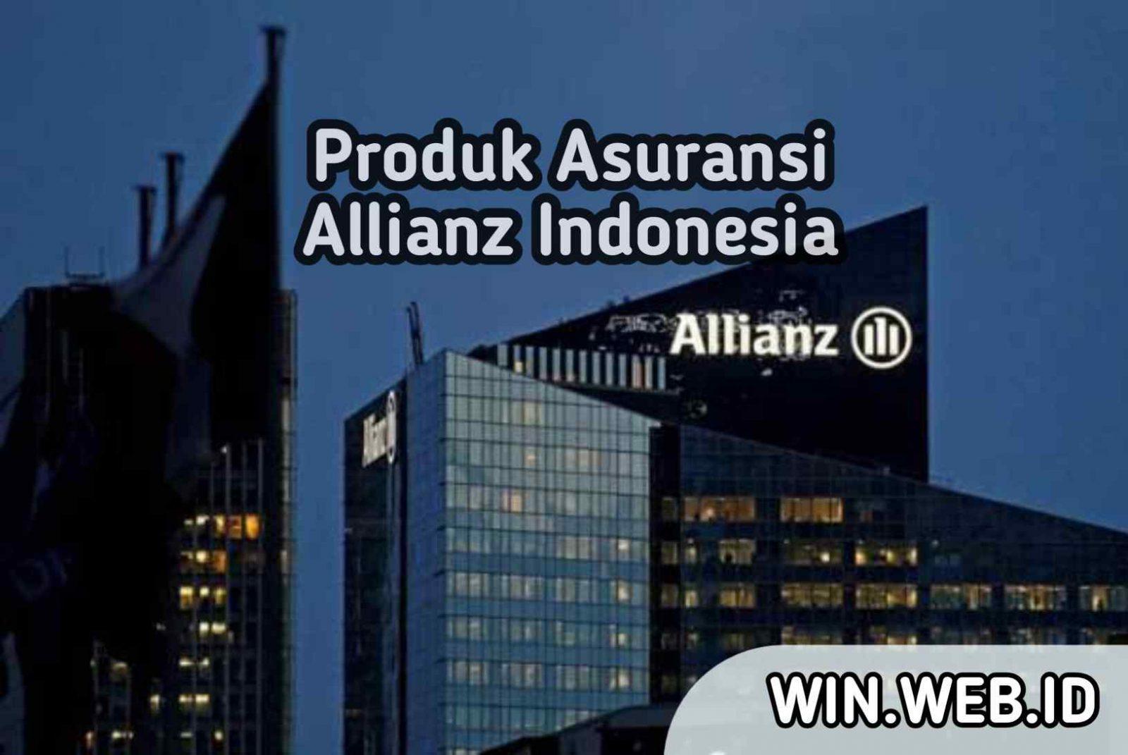 produk asuransi Allianz Indonesia